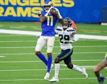 Los Angeles Rams WR Josh Reynolds