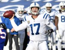 Indianapolis Colts QB Philip Rivers
