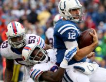 Any Given Sunday: Bills Over Colts
