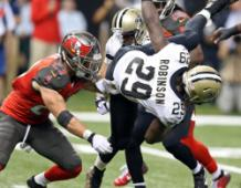 Any Given Sunday: Bucs Over Saints