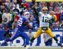 Any Given Sunday: Bills Over Packers