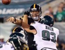 Member Berries: Flashback to 2008 Steelers-Eagles