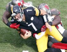 Any Given Sunday: Bucs Over Steelers