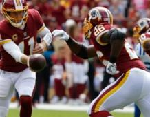 ESPN Upset Watch: Redskins-Packers