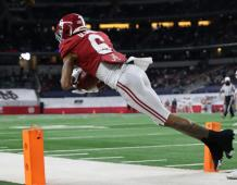 Alabama Crimson Tide WR Devonta Smith