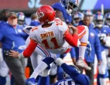 Any Given Sunday: Giants Over Chiefs