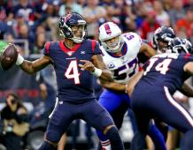 Buffalo Bills vs. Houston Texans