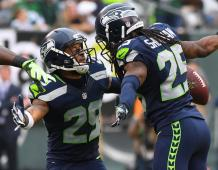 Seattle Seahawks DBs Earl Thomas and Richard Sherman