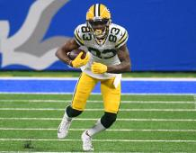 Green Bay Packers WR Marquez Valdes-Scantling