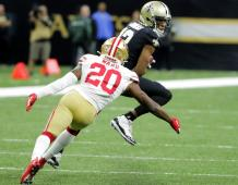 San Francisco 49ers DB Jimmie Ward