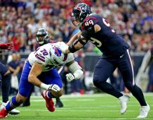 Houston Texans DE J.J. Watt