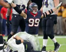 Any Given Sunday: Texans Over Ravens