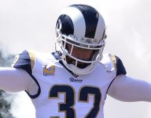 L.A. Rams S Eric Weddle
