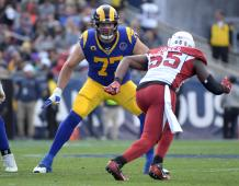 Los Angeles Rams OT Andrew Whitworth