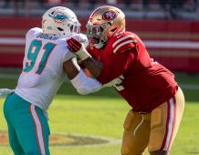 San Francisco 49ers T Trent Williams