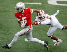 Ohio State Buckeyes WR Garrett Wilson