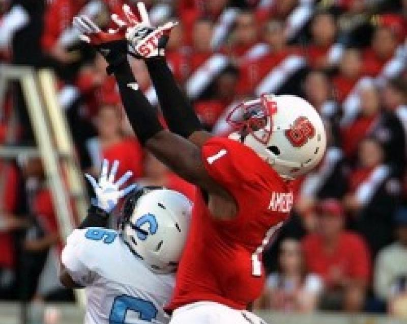Futures: N.C. State CB David Amerson | Football Outsiders