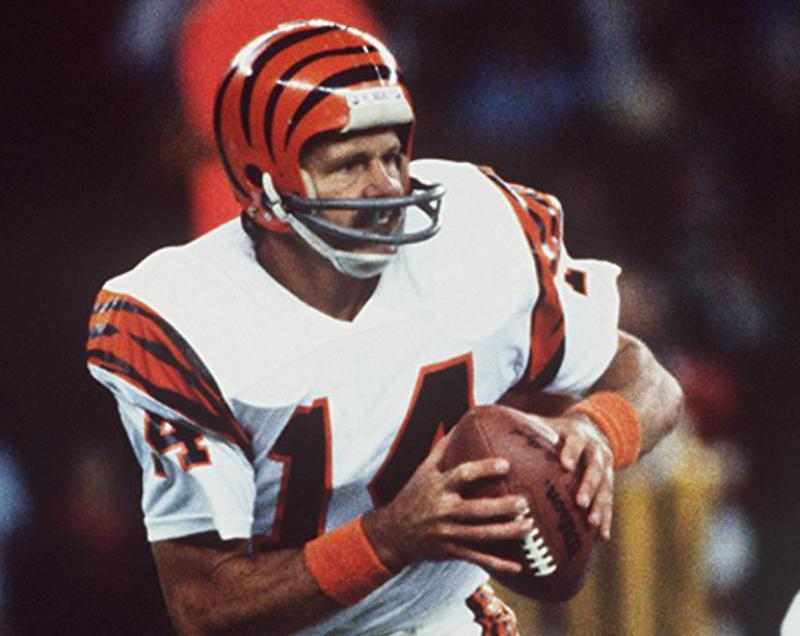 Cincinnati Bengals QB Ken Anderson