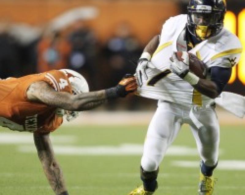 Futures: West Virginia WR Tavon Austin