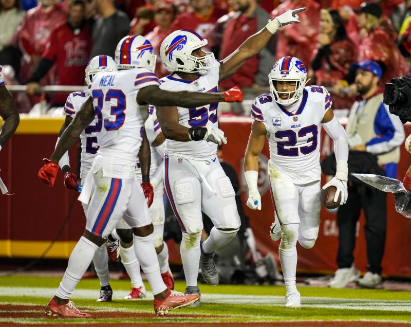 Bills defense