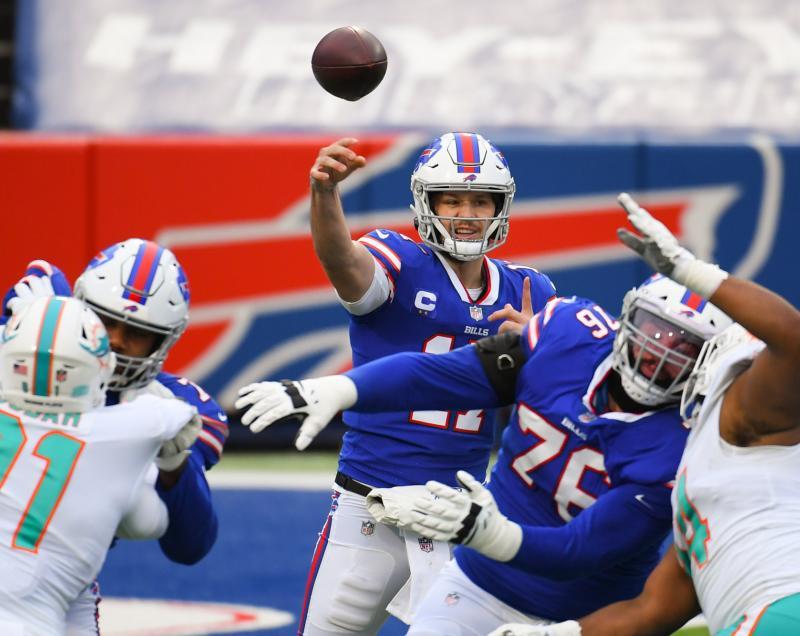 Buffalo Bills offense