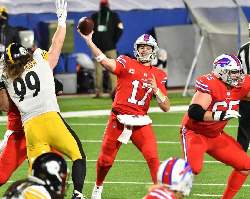 Buffalo Bills OL Ike Boettger