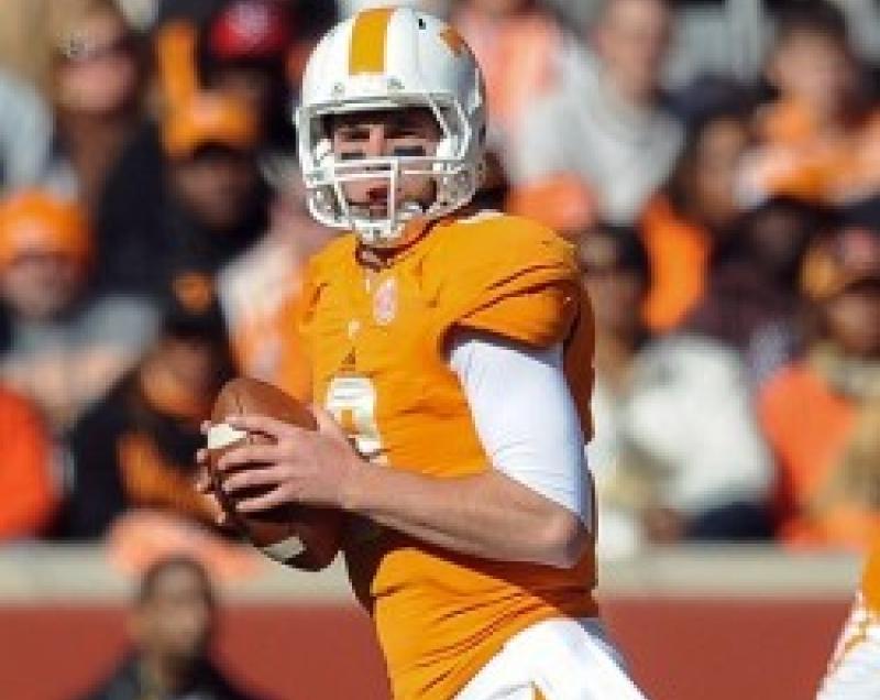 Futures: Tennessee Gunslinger Tyler Bray