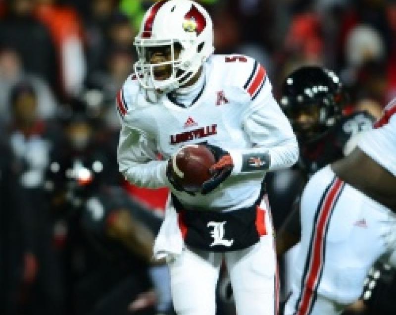 Futures: Louisville QB Teddy Bridgewater