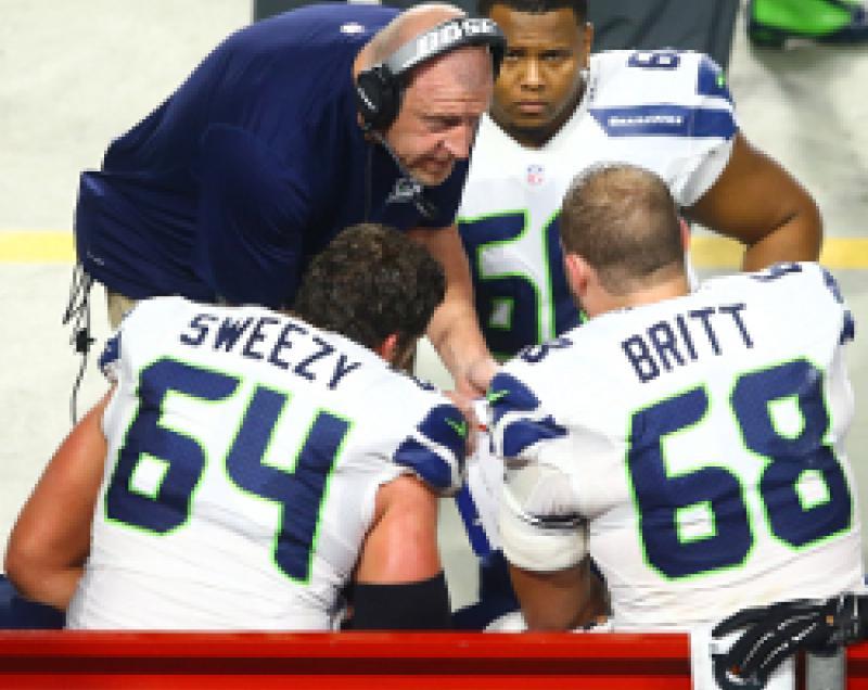 Under Pressure: Super Bowl Lines