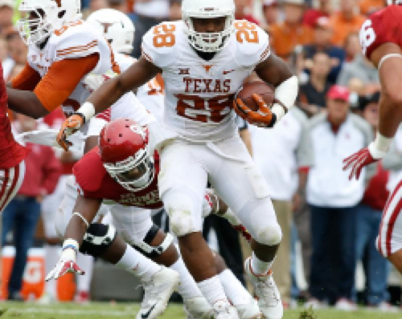 Futures: Texas RB Malcolm Brown