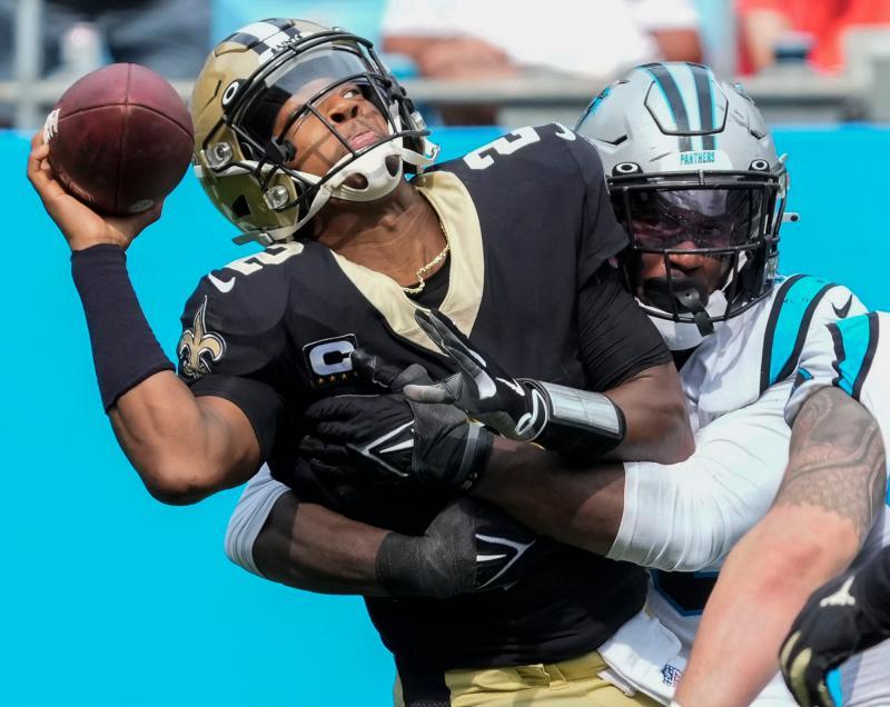 Carolina Panthers ER Brian Burns