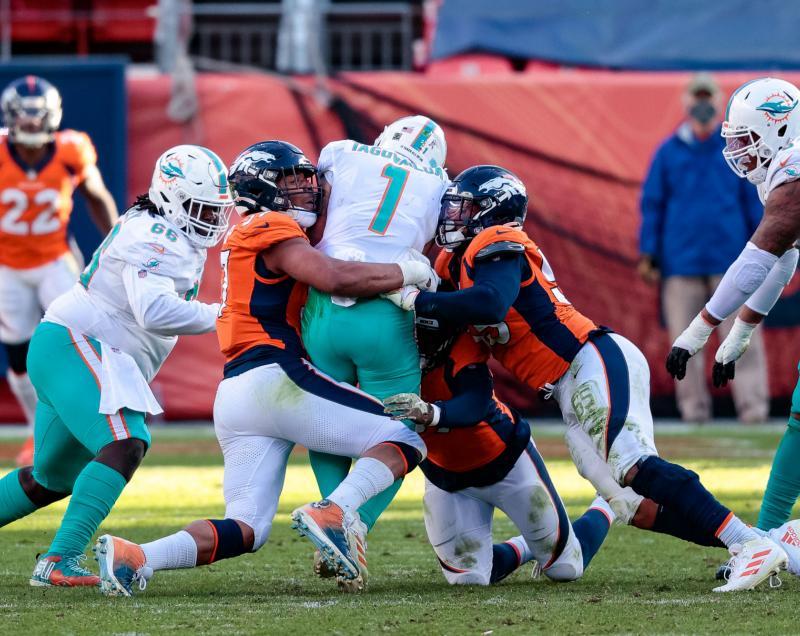 Denver Broncos ER Bradley Chubb