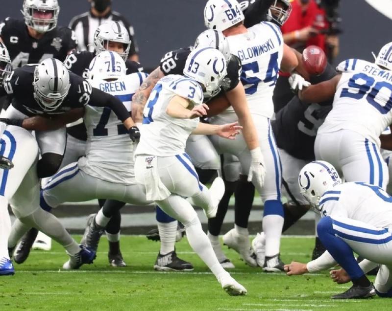 Colts kicker