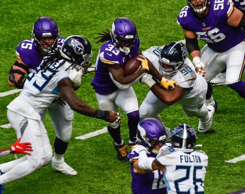 Minnesota Vikings RB Dalvin Cook