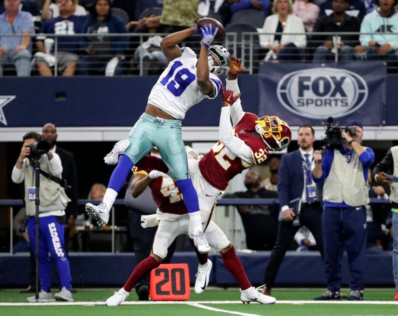 Dallas Cowboys WR Amari Cooper