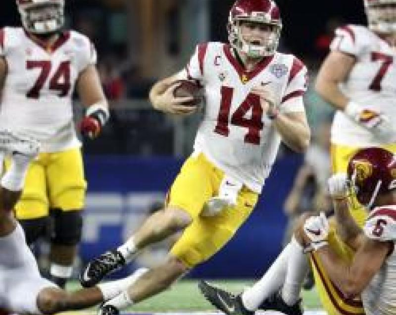 Beating the NFL at Drafting QBs