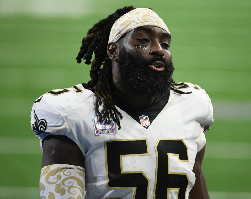 New Orleans Saints LB Demario Davis