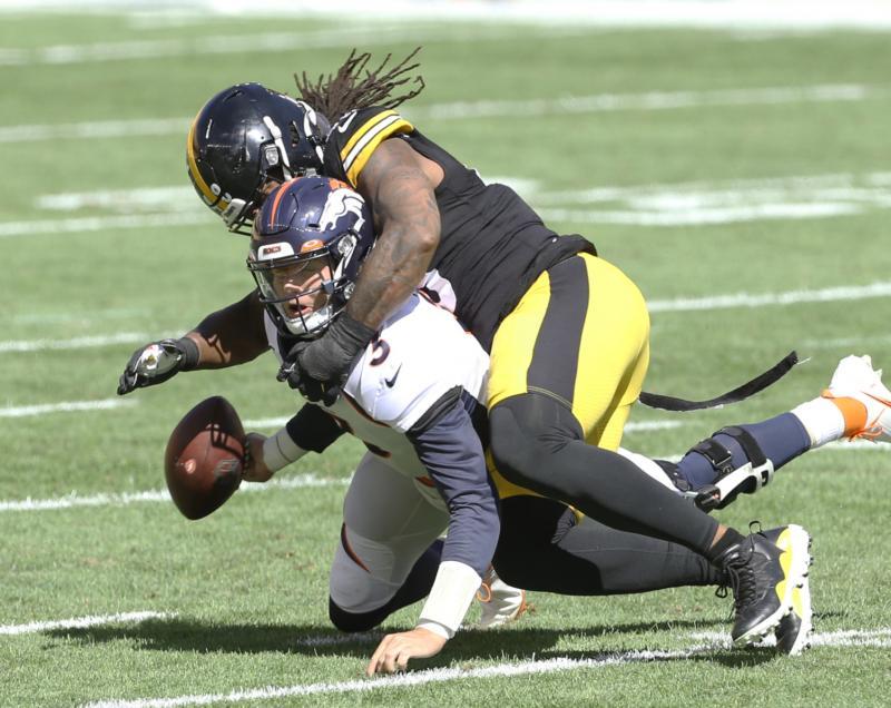 Pittsburgh Steelers ER Bud Dupree