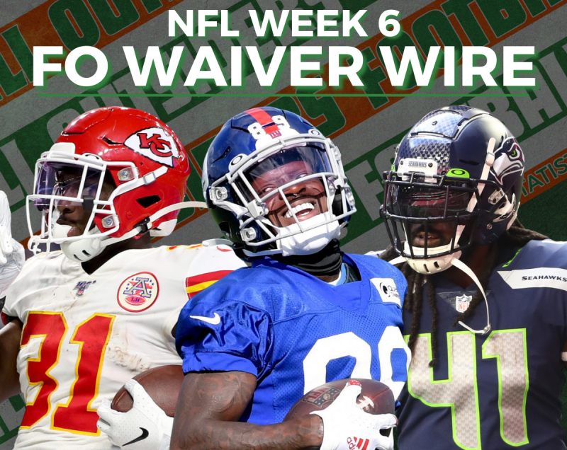 waiver wire 10-12