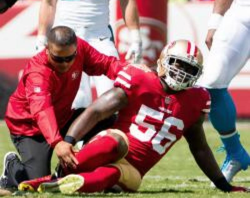 Turf Type and NFL Injuries: Part I