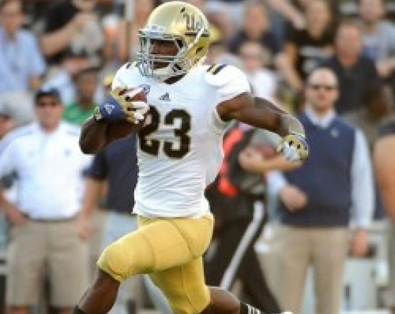 Futures: UCLA RB Johnathan Franklin