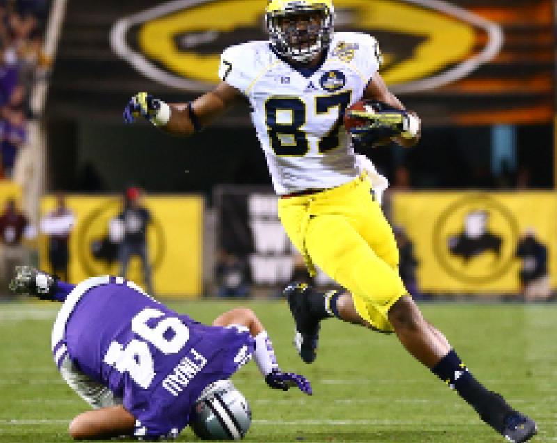 Futures: Michigan WR/TE Devin Funchess