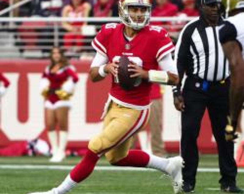 Any Given Sunday: 49ers Over Jaguars