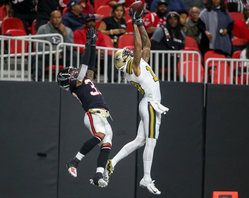New Orleans Saints WR Ted Ginn