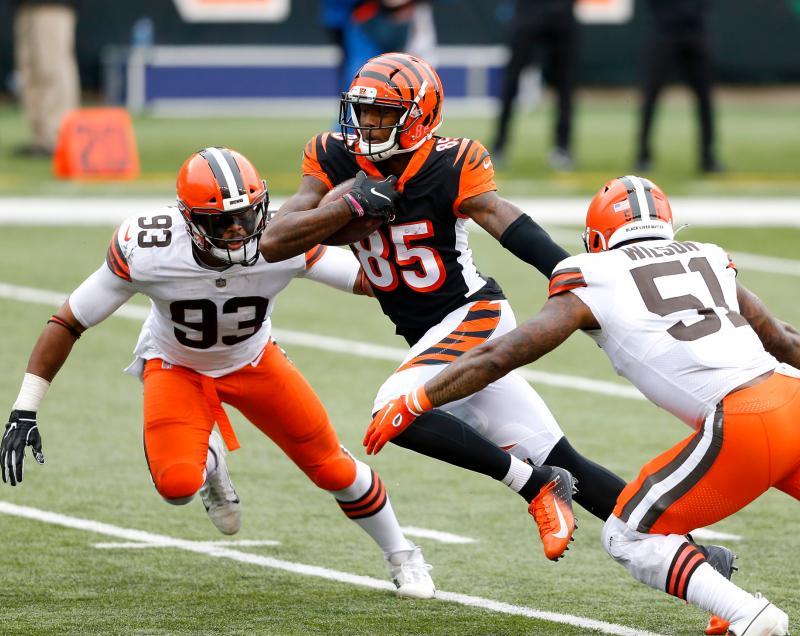 Cincinnati Bengals WR Tee Higgins