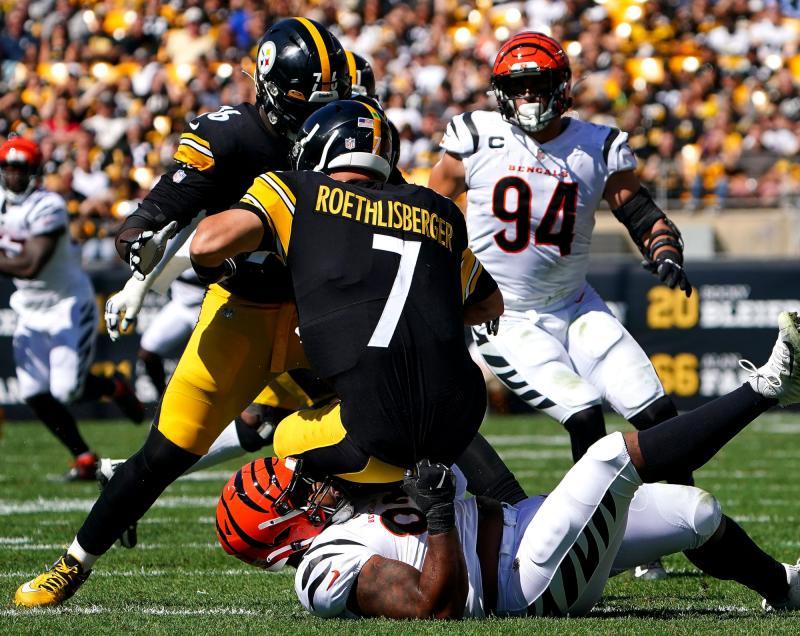 Cincinnati Bengals DT B.J. Hill