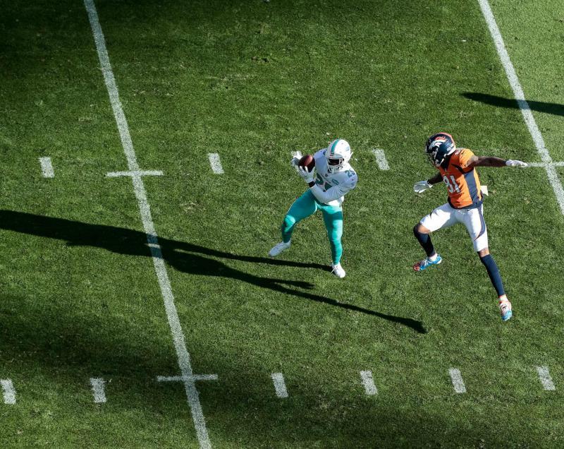 Miami Dolphins CB Xavien Howard