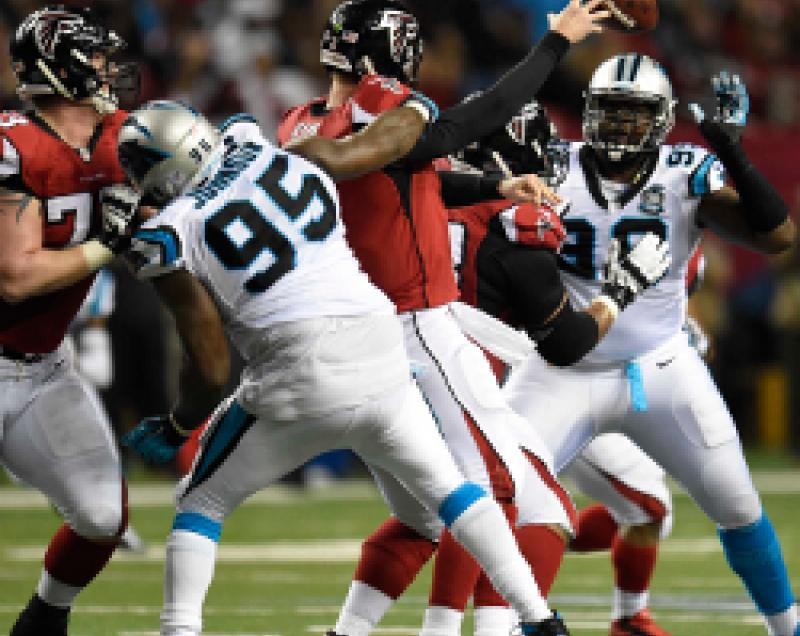 Any Given Sunday: Panthers Over Falcons