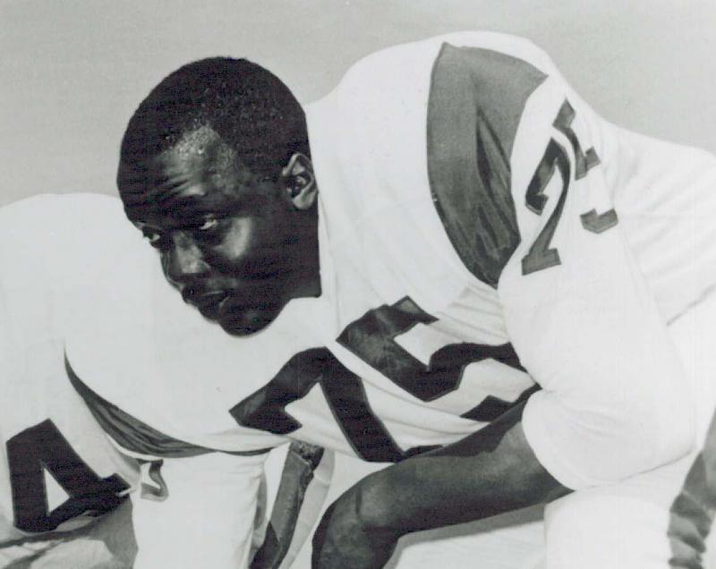 Los Angeles Rams DE Deacon Jones