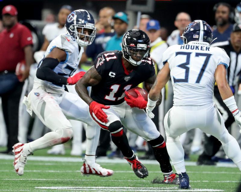 Atlanta Falcons WR Julio Jones